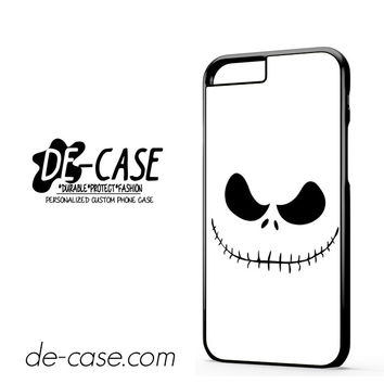 The Nightmare Before Christmas Face For Iphone 6 Iphone 6S Iphone 6 Plus Iphone 6S Plus Case Phone Case Gift Present YO