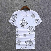 Trendsetter KENZO Women Man Fashion Print Sport Short Sleeve Shirt Top Tee