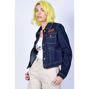 Denim Convoy Jacket by Dickies Girl