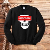 Supreme x Misfits dope swag sweater unisex adults