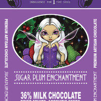 Sugar Plum Enchantment Holiday Bar
