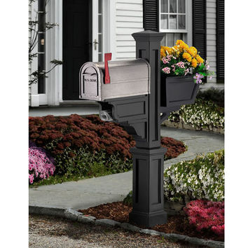 Signature Plus Mailbox Post