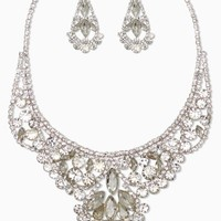 Red Carpet Necklace Set | Prom and Special Occasion Jewelry | charming charlie