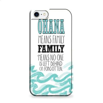 Ohana Means Family Lilo and Stitch iPhone 6 | iPhone 6S case