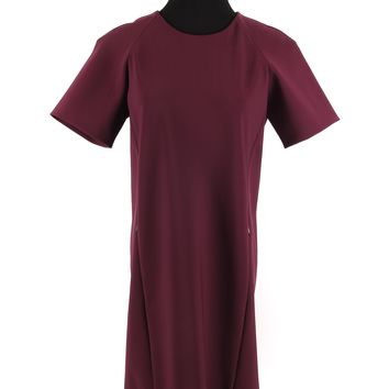 Margiela Plum Poly Dress