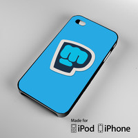 Pewdiepie Brofist Logo A0724 iPhone 4 4S 5 5S 5C 6, iPod Touch 4 5 Cases