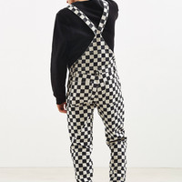BDG Checkered Overall | Urban Outfitters