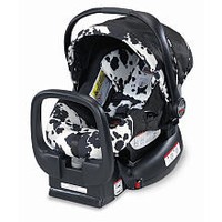 Britax Chaperone Infant Car Seat - Cowmooflage