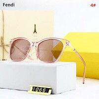 Fendi Fashion New Polarized Women Men Sun Protection Glasses Eyeglasses 4#