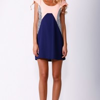 HelloMolly | No Crossing Dress - Dresses