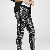 Sequin Legging from EXPRESS