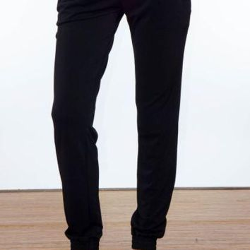 Black Dress Jogger Pants