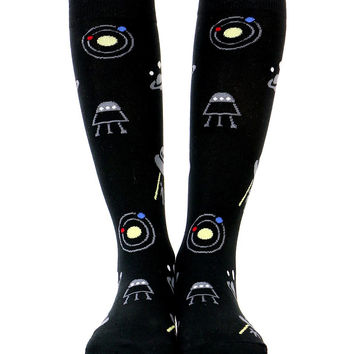 OUTER SPACE SOCKS