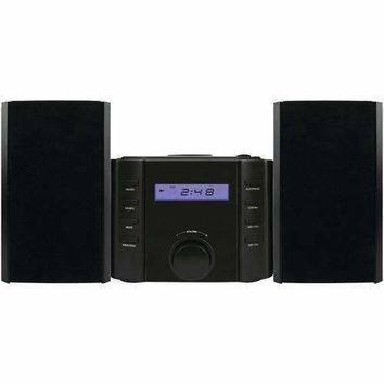 Sylvania Bluetooth Cd Microsystem With Radio (pack of 1 Ea)