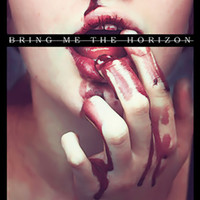 Bring Me The Horizon Poster Flag Blood Lust Tapestry