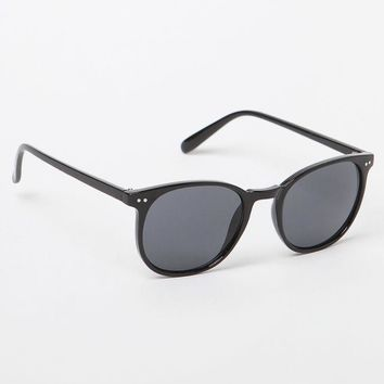 LA Hearts Thin Square Sunglasses at PacSun.com