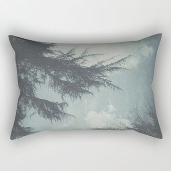 On Cool Days Rectangular Pillow by Ducky B