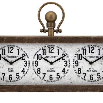 Westville Clock - Free Shipping!