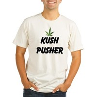 KUSH PUSHER T-Shirt> KUSH PUSHER> 420 Gear Stop