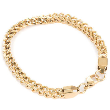 The Prophet Bracelet in Gold