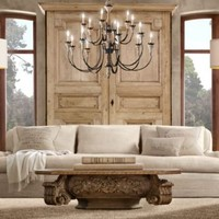 Parisian 15-Arm Chandelier | Chandeliers | Restoration Hardware