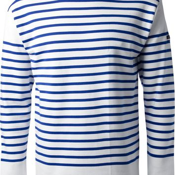Armor Lux Striped Sailor Sweatshirt