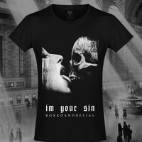 im your sin.Bokko and belial.gothic online store.Women and men shirts.