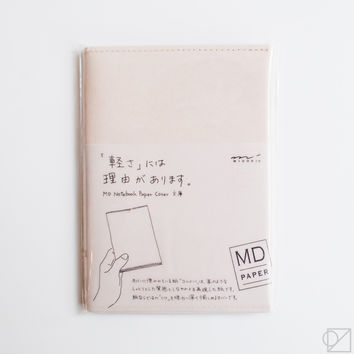 MD Notebook A6 Paper Cover
