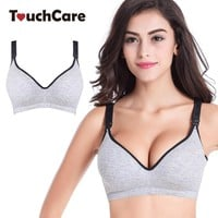 Maternity Nursing Bra Pregnant Women Sleeping Bras Wire Free Front Closure Breastfeeding Soutien Gorge Allaitement Underwear