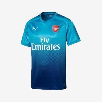 Arsenal 2017-18 Youth Away Jersey