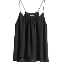 H&M - Double-layer Tank Top