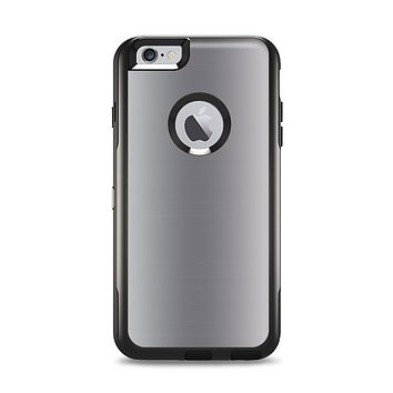 The Chrome Reflective Apple iPhone 6 Plus Otterbox Commuter Case Skin Set