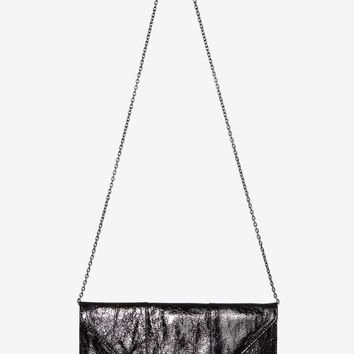 Crush It Metallic Crossbody Bag