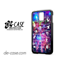 Disney Lesson Learned Mash Up Galaxy For Samsung Galaxy S5 Case Phone Case Gift Present