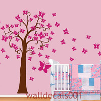 Baby Wall Decals Wall stickersTree Decals by walldecals001 on Etsy