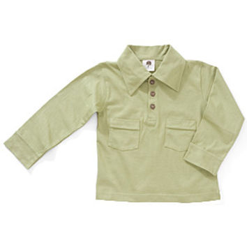 Kate Quinn Organics Collar Shirt