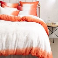 Sol Linen Duvet by Anthropologie