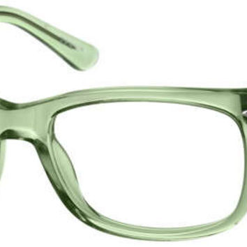 Green Tamalpais Eyeglasses #4459 | Zenni Optical Eyeglasses