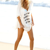 Wildfox Bikini Top, Bottoms & Cover-Up | Nordstrom