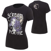 "Paige ""Scream For Me"" Women's Authentic T-Shirt"
