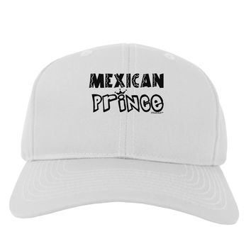 Mexican Prince - Cinco de Mayo Adult Baseball Cap Hat by TooLoud
