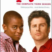 Psych: The Complete Third Season [4 Discs] - Widescreen Subtitle AC3 - DVD - Best Buy