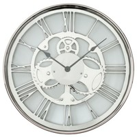 Metal Gear Wall Clock | Wall Decor | Mirrors & Wall Decor | Decor | Z Gallerie
