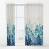 Fade Away Window Curtains by vivianagonzlez