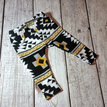 Baby/Toddler/ Girls' Tribal Leggings
