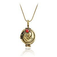 The Vampire Diaries Vintage Eternal Loving Vervain Pendant Necklace
