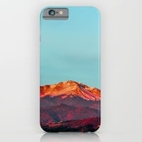 Peak iPhone & iPod Case by Jake Saxman