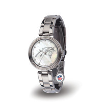 Carolina Panthers NFL Charm Series Women's Watch