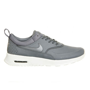 Nike Air Max Thea Cool Grey Sail Metallic Pewter - Hers trainers