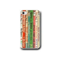 Vintage Childrens Books, iPhone 5 5s 4 4s Case, Vintage Books Library Retro Childhood Nostalgia, Cell Phone Case, Accessory for iPhone 5 4